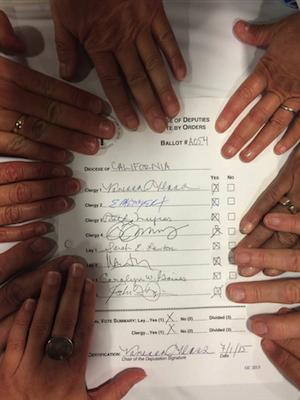 ballot-hands